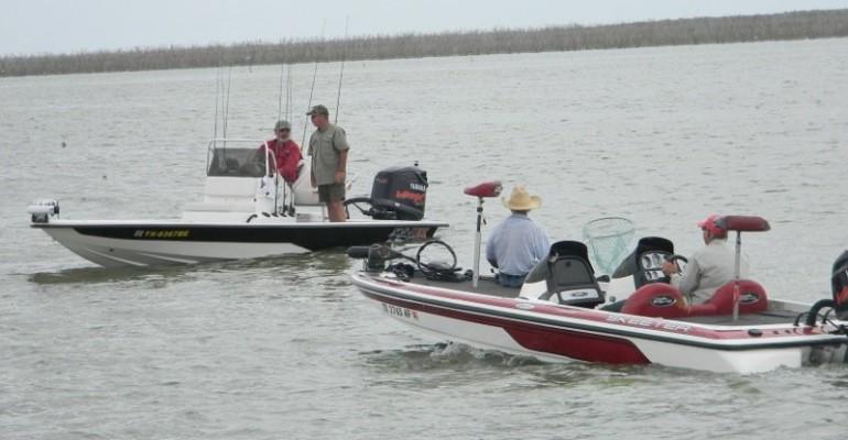 Bass Fishing Event