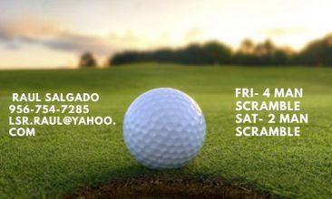 Laredo Border Chapter API Golf Tournament