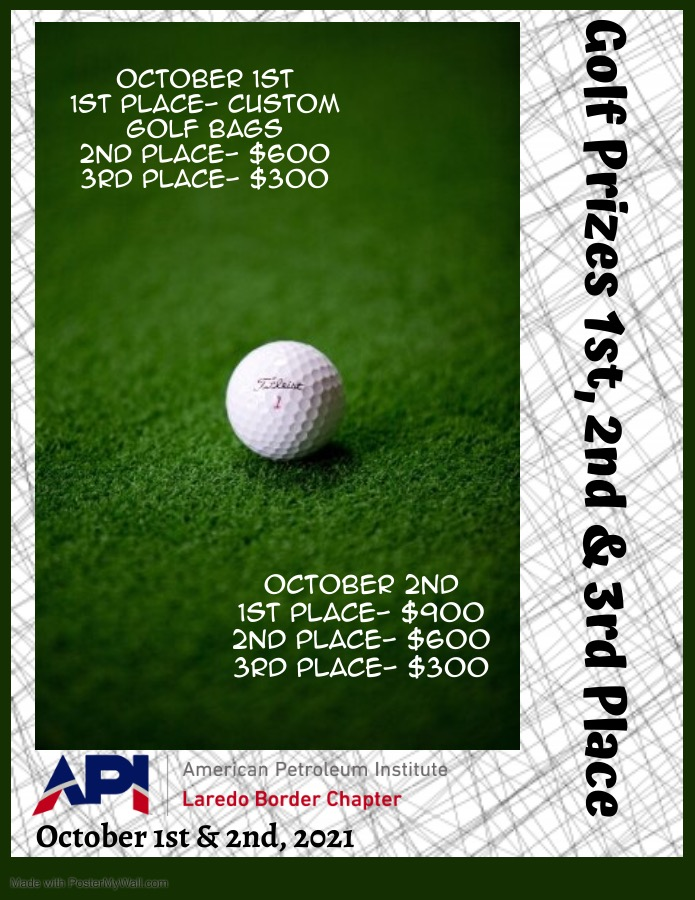 Laredo API Golf 2021